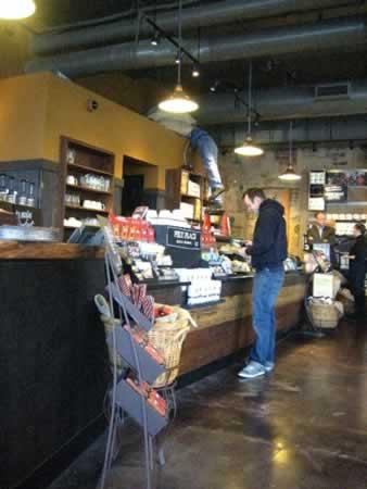 The New Starbucks Store Prototype Heritage 1st Amp Pike