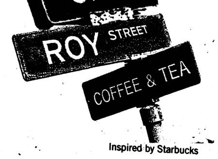 Brandcoding® -- Brand Patterning @ Starbucks