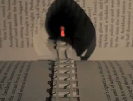 The Book, the Portal, the Library, the Mind