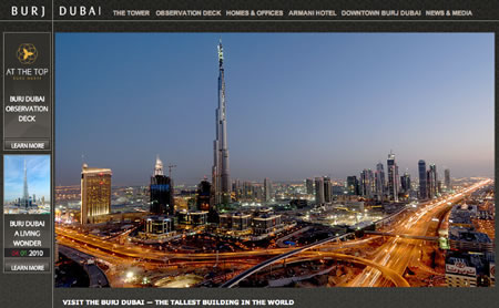 The Burj Dubai | The Burj Khalifa: Branding Buildings, Building Brands