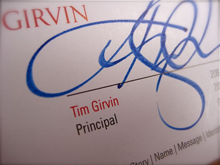 The Signature of a Brand | Human Handwriting and Character