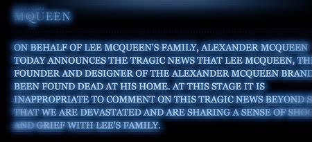 Human Brands | Alexander Lee McQueen