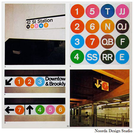 Modernist Type Design | Signing,  Messaging and Way Finding
