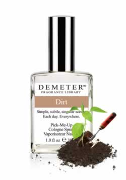 The Scent of Dirt: Perfume as the most elemental