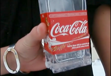 Scent, brand, sense, place: Coca Cola as brand fragrance
