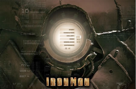Exploring the armory of the iron clad: the graphic identity of Iron Man