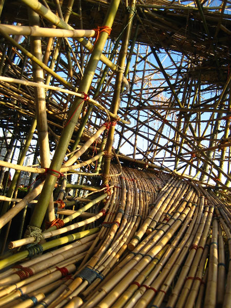 Exploring place and experience: 24 hours (in four parts) | Part one - Big Bambu