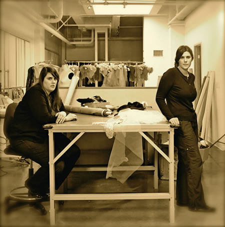 Rodarte | Intentionality and attentionality in the strategy of the Mulleavy sisters