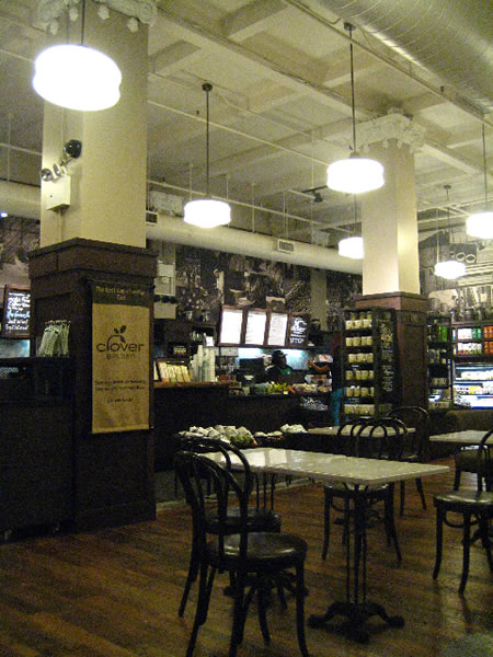 Starbucks go(es) home! Retail design strategies at Starbucks, and who's doing it?