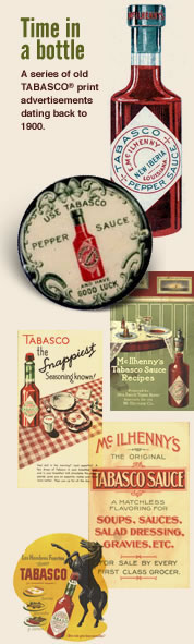 Tabasco | True Brands: Beautiful Authenticity | Truth in the telling series