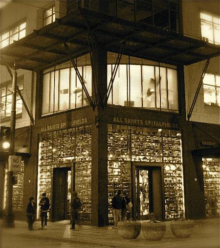 Allsaints Seattle Wa: ALL SAINTS SPITALFIELDS