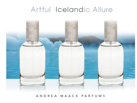 The Bridging of Creativity -- Strategy, Design, Fashion, Fragrance and Experience:  the Scent of Ice: Andrea Maack
