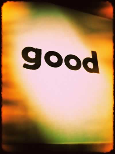 The Concept of Good