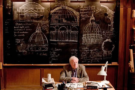"The Architecture, the Mind and the Memory: Notes on the Production and Place Design of ""Inception."""