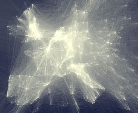 Possessed by an idea: mapping collaboration, sharing and the crowdsourcing of genius