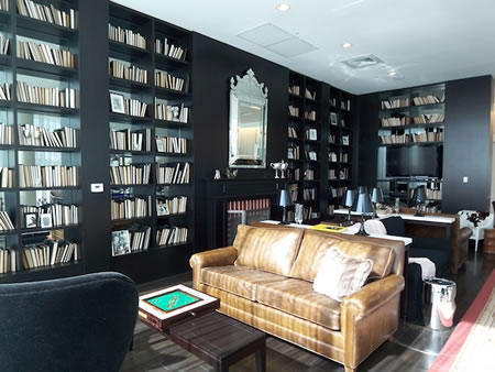 The Place of Books | Brand and Experience Delectation