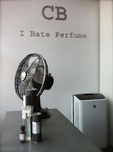 I Hate Purfume
