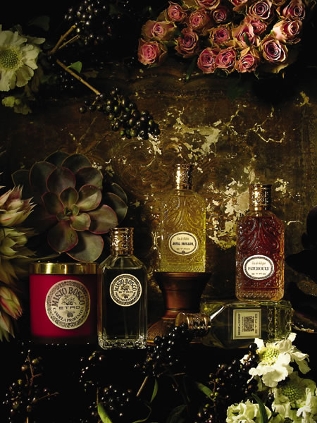The Design of Parfum | The Art Direction of Place