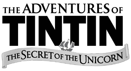 The Adventures of Tintin | Logo Development