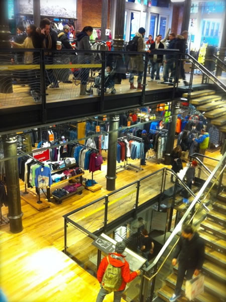 The Brand Journey of REI | the Puck Building, Soho, NYC