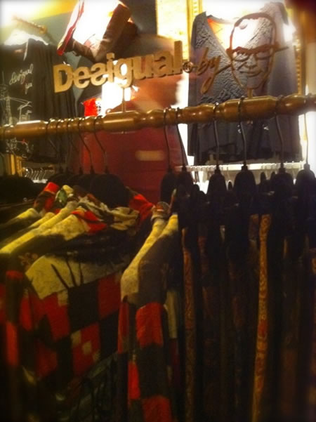 Aligning Merchandise with Brand, Story, Experience: Desigual