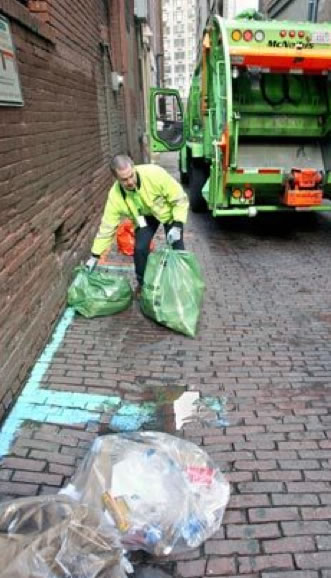 Beautiful Garbage - CleanScapes