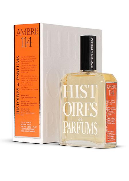 What story, hi:story? HISTOIRES DE PARFUMS