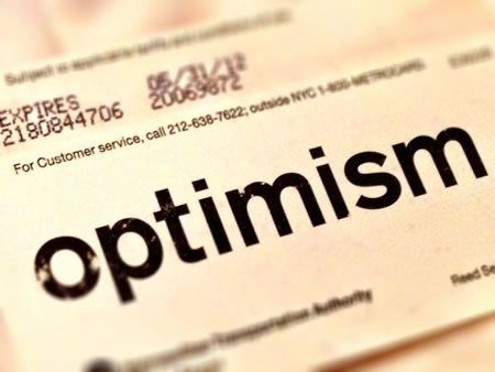 Optimism is Optimal