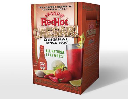Frank's RedHot Vodka Cocktail