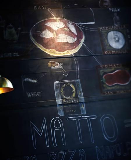 Matto   Bar & Pizzeria - design
