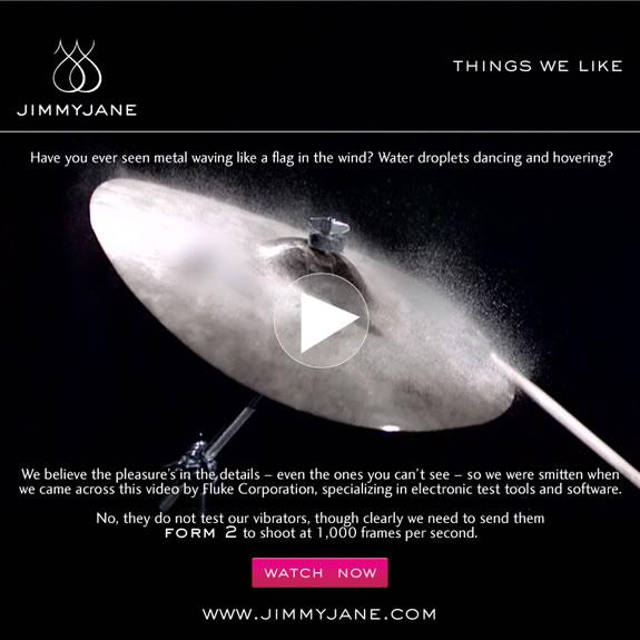 Jimmy Jane & Fluke Corporation