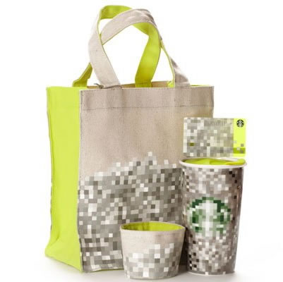 Rodarte and Starbucks