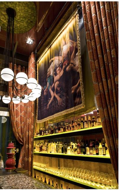 The Restaurant for Guillermo Del Toro | Gitane, San Francisco