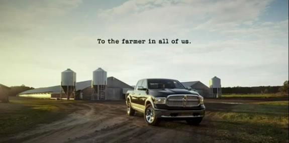 You are a farmer - Dodge