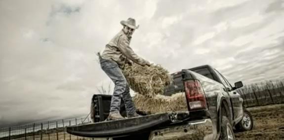 God made a farmer