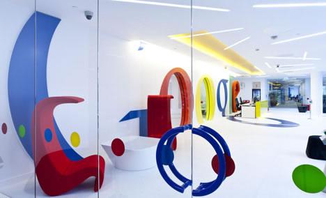 Google Monster Signing | London