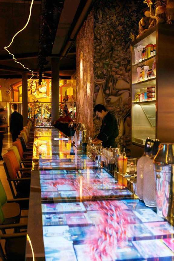 Yakuza, Miss Ko, Paris & restaurant design [GBH]