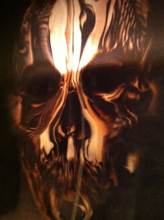 A love of the Skull   Alexander McQueen