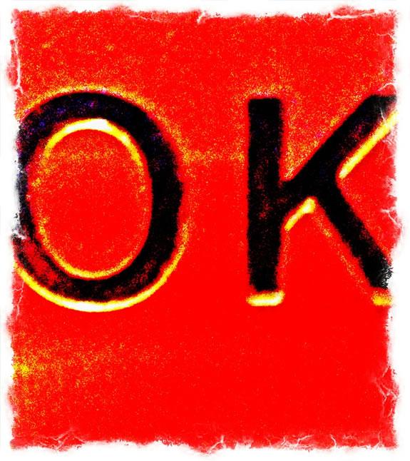 I'm Okay, You're OK.