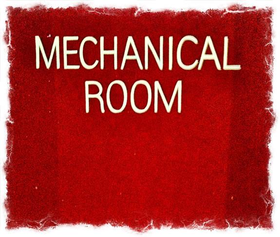 The Mechanical Room