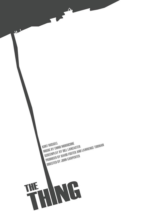 Design that didn't win | One Sheet Campaign Development