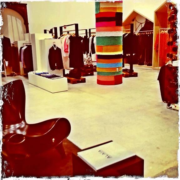 Designing the Processional Journey | Retail strategies of sensation management