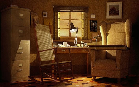 Apartamento | The Production Design Expressions of Wes Anderson
