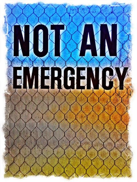 Emergency Branding