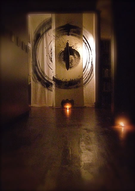 Symbolic Interiors:Designing Talismans For A Place