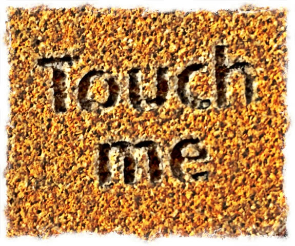TOUCH ME MORE: