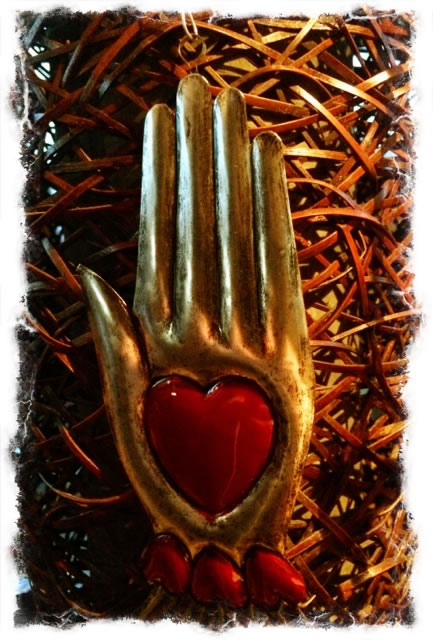 The Hand and the Heart