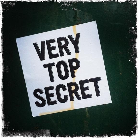 Top [Secret] Design