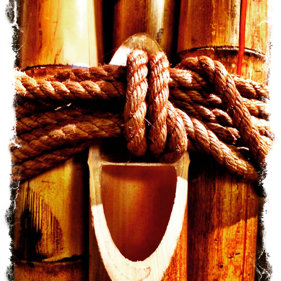 THE SYMBOLISM OF THE ROPE, TYING AND THE KNOT