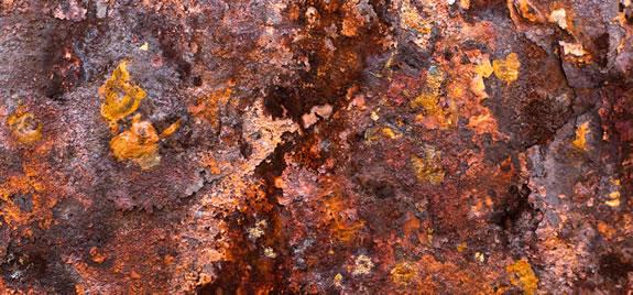 The Aesthetics of Rust